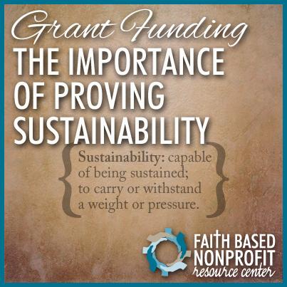 Grant writing service