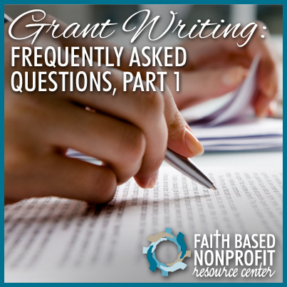 Interview: Grants for Non Profit Organizations