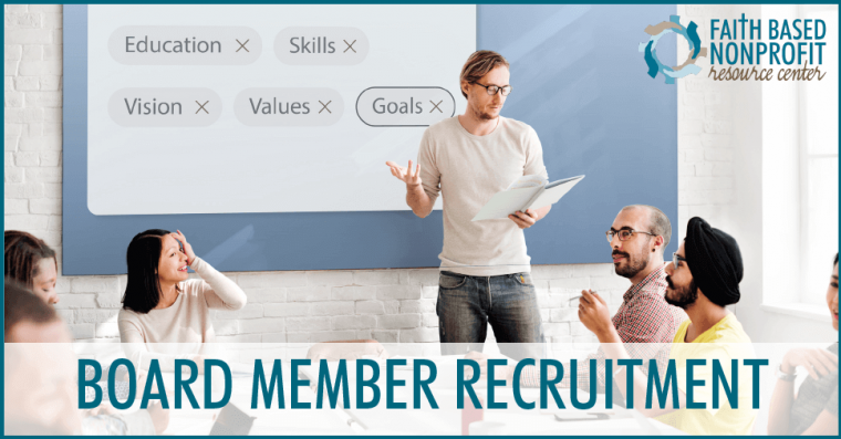 Board Member Recruitment – How can we find board members?