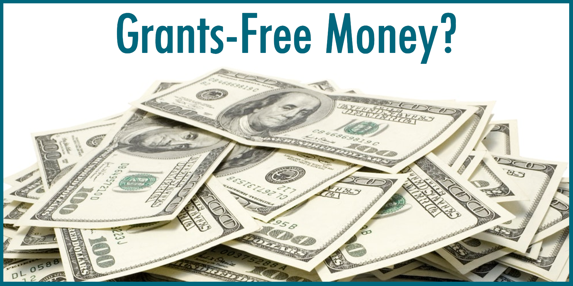 Free money: how to get your hands on it now!