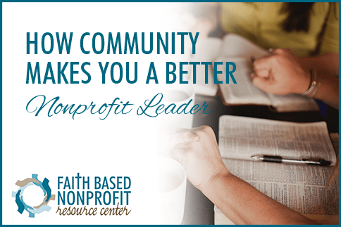 community and development benefit you and your team