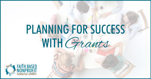 Planning for Success with Grants